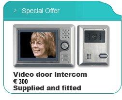 Door Intercom Systems Dublin l Alarm Systems l Intruder Alarms