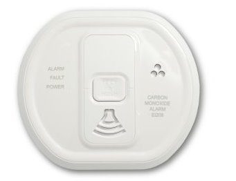 Carbon Monoxide Alarms, Panic Alarms, Heat Smoke Detectors