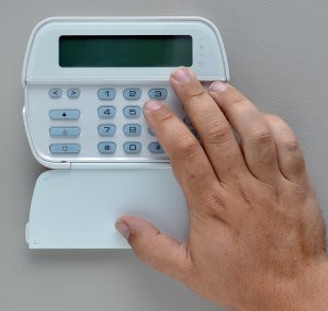 What is alarm monitoring and how does it work?