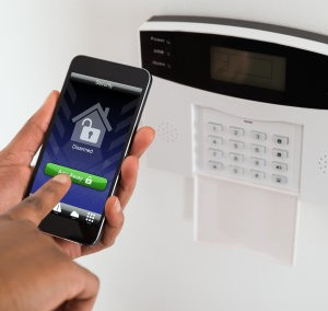 Top 5 Advantages of Home Security Alarm Systems